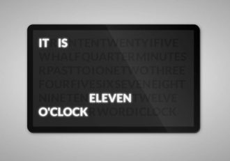 Thumbnail for Word Clock