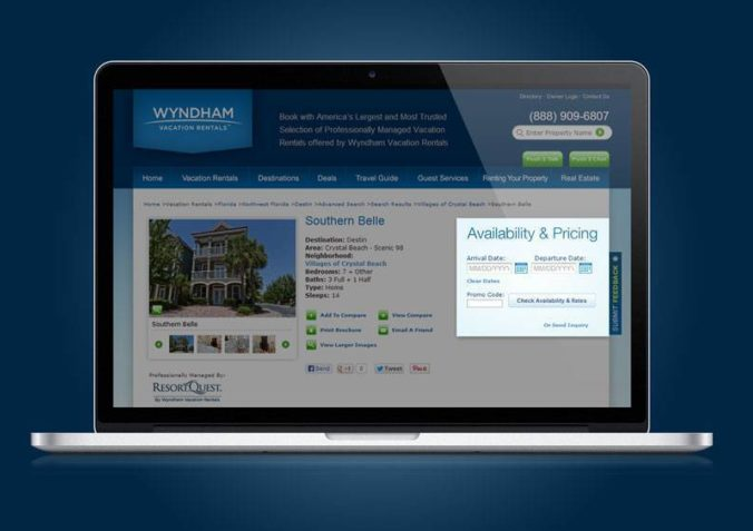 Thumbnail for Wyndham Vacation Rentals